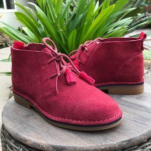 Hush Puppies Cyra Catelyn Chukka Boots Size 7 1/2